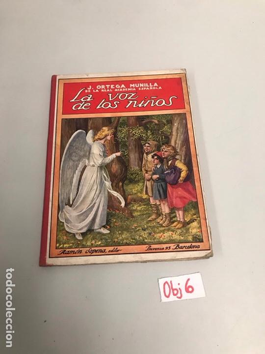 LA VOZ DE LOS NIÑOS (Libros Antiguos, Raros y Curiosos - Literatura Infantil y Juvenil - Otros)