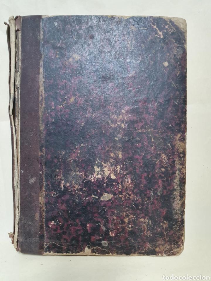 ANTIGUO MANUSCRITO. RECETARIO DE COCINA. AÑOS 20-30. (Libros Antiguos, Raros y Curiosos - Cocina y Gastronomía)