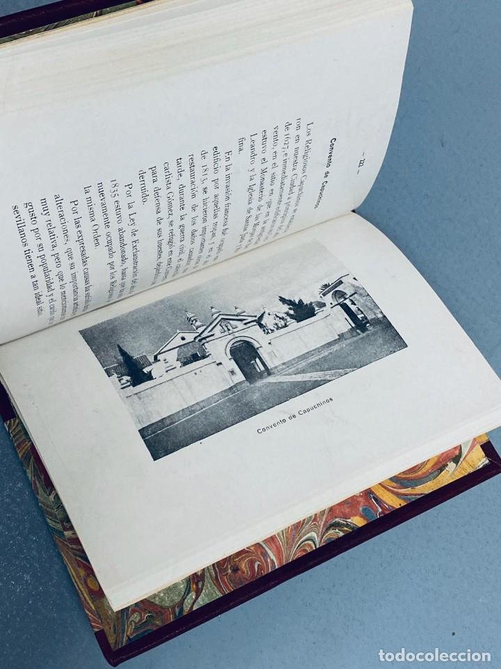 Libros antiguos: EDIFICACIONES ANTIGUAS DE SEVILLA - JUAN DE LA VEGA Y SANDOVAL - SEVILLA 1928 - Foto 4 - 125062267