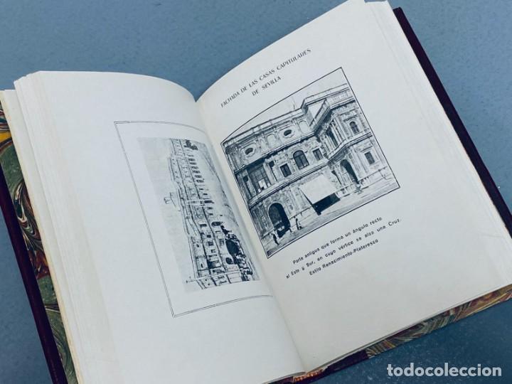 Libros antiguos: EDIFICACIONES ANTIGUAS DE SEVILLA - JUAN DE LA VEGA Y SANDOVAL - SEVILLA 1928 - Foto 5 - 125062267