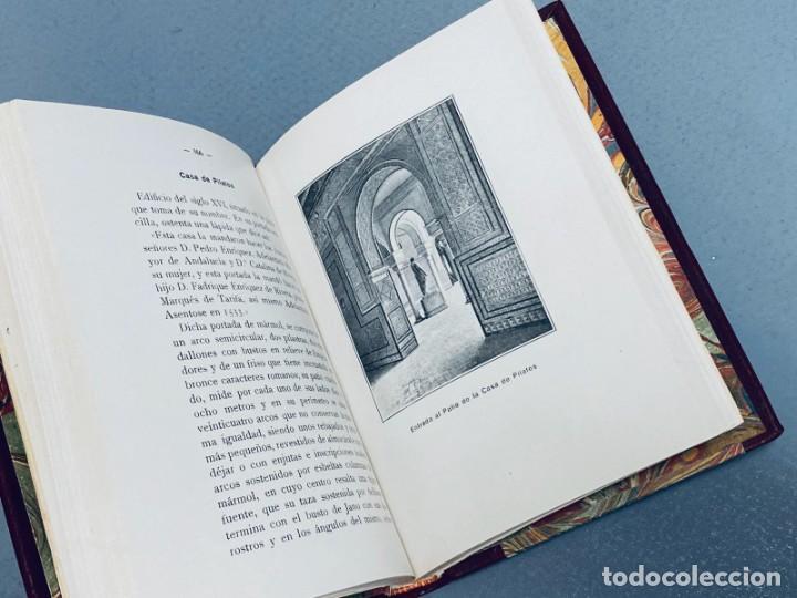 Libros antiguos: EDIFICACIONES ANTIGUAS DE SEVILLA - JUAN DE LA VEGA Y SANDOVAL - SEVILLA 1928 - Foto 6 - 125062267