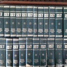 Libros antiguos: RIEV. REVISTA INTERNACIONAL DE LOS ESTUDIOS VASCOS, 1907-36. 28 VOLÚMENES, COMPLETA. ED. DE 1969. Lote 200309711