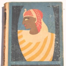 Libros antiguos: LAS HIJAS DE LOS FARAONES - EMILIO SALGARI. Lote 200552721