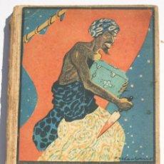 Libros antiguos: EL KAPITAN DE LA 2 «DJUMNA» TOMO I - EMILIO SALGARI. Lote 200552722