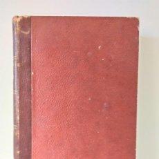 Libros antiguos: LES ATTENTATS AUX MOEURS. P. BROUARDEL. PRÉFACE DU PROFESSEUR THOINOT. 1909. VER FOTOS ADJUNTAS.. Lote 200878782