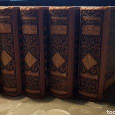 Libri antichi: CATALUÑA ILUSTRADA. CARRERAS Y CANDI. 5 TOMOS. COMPLETA. 1922. Lote 201155667