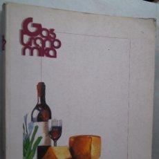 Libros antiguos: VINO Y MESA. GASTRONOMIKA.. Lote 201190217