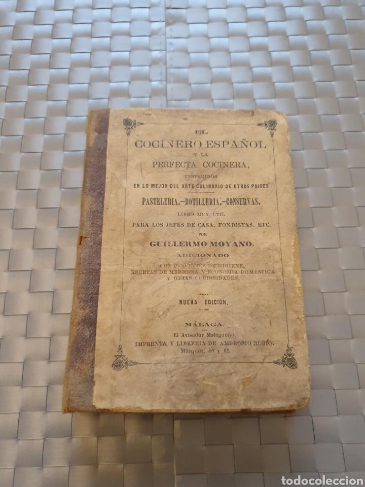 EL COCINERO ESPAÑOL Y LA PERFECTA COCINERA SEGUNDA EDICIÓN 1873 (Libros Antiguos, Raros y Curiosos - Cocina y Gastronomía)