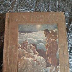 Libros antiguos: CHARLES KINGSLEY, LOS HEROES. CASA EDITORIAL ARALUCE. Lote 201327278