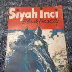 Libros antiguos: SIYANT INCO, BLACK BEAUTY, . Lote 201761076
