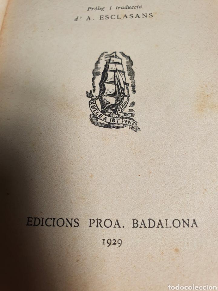 Libros antiguos: Dominique eugenesia promentin, edicions proa 1929 - Foto 2 - 201838938