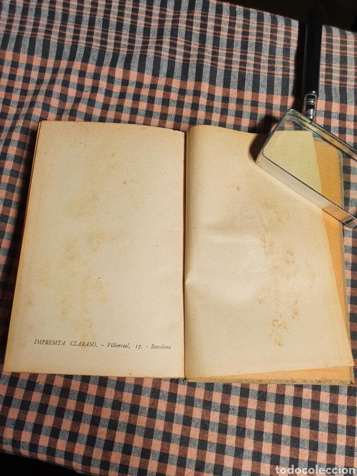 Libros antiguos: Teresa dels urbervilles, Thomas hardy 1929. - Foto 6 - 201839585