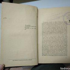 Libros antiguos: EL HOMBRE DE LA ROSA BLANCA. HISTORIA TRISTE DE UNA NIÑA BIEN - PEDRO MATA. PUEYO 1922. Lote 113776803