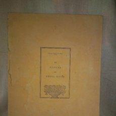 Libros antiguos: 10 GLOSAS DE FIESTA MAYOR - VILAFRANCA DEL PANADES AÑO 1945 - NUMERADA.ILUSTRACIONES PABLO BOADA.. Lote 202312733