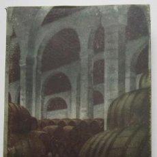 Libros antiguos: HISTORIA DEL BRANDY DE JEREZ - JOSÉ DE LAS CUEVAS. Lote 202418932