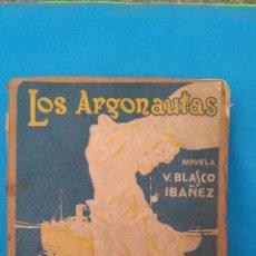 Libros antiguos: LOS ARGONAUTAS. Lote 202426382