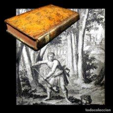 Libros antiguos: AÑO 1719 LA COMEDIA DE LOS ASNOS ANTIGUA ROMA COMEDIAS DE PLAUTO GRABADOS PLAUTUS DE LA OLLA T2. Lote 103769527