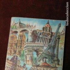 Libros antiguos: APRENDA FRANCES CONMIGO, ESPAÑOL-FRANCES ENRIQUE KUCERA LIBRO DEL TURISTA, 1953. Lote 202544895