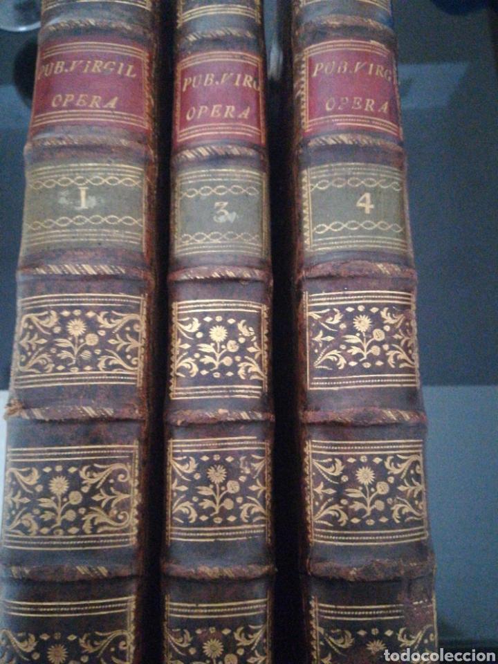 LOTE DE LIBROS SIGLO XVIII (Libros Antiguos, Raros y Curiosos - Literatura - Otros)