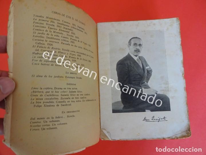 Libros antiguos: Don Quijote. CINCO LUSTROS DE TOREO. Crítica y Crónicas. Año 1933 - Foto 2 - 203164937