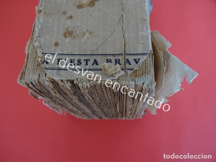 Libros antiguos: Don Quijote. CINCO LUSTROS DE TOREO. Crítica y Crónicas. Año 1933 - Foto 7 - 203164937