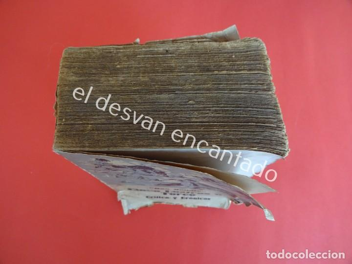 Libros antiguos: Don Quijote. CINCO LUSTROS DE TOREO. Crítica y Crónicas. Año 1933 - Foto 10 - 203164937