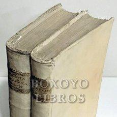 Libros antiguos: GARMA Y DURÁN, FRANCISCO XAVIER DE. ADARGA CATALANA, ARTE HERÁLDICA Y PRÁCTICAS REGLAS DEL BLASÓN, C. Lote 203250820