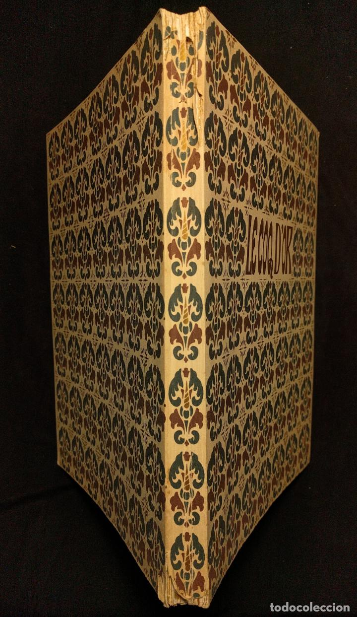 Libros antiguos: Le coq DOr et dautres contes de A. S. Pouchkine. Illustrés par B. Z. Worykine. Paris. LEdition D - Foto 2 - 203296143