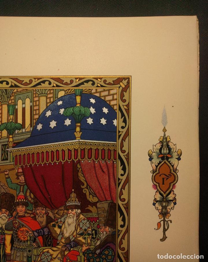 Libros antiguos: Le coq DOr et dautres contes de A. S. Pouchkine. Illustrés par B. Z. Worykine. Paris. LEdition D - Foto 9 - 203296143