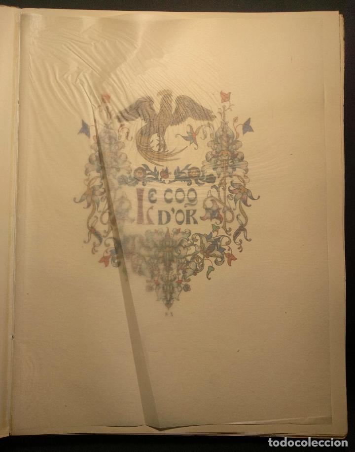 Libros antiguos: Le coq DOr et dautres contes de A. S. Pouchkine. Illustrés par B. Z. Worykine. Paris. LEdition D - Foto 10 - 203296143