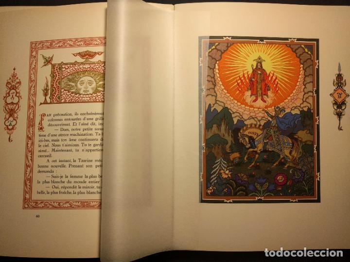 Libros antiguos: Le coq DOr et dautres contes de A. S. Pouchkine. Illustrés par B. Z. Worykine. Paris. LEdition D - Foto 23 - 203296143