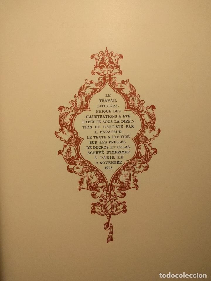 Libros antiguos: Le coq DOr et dautres contes de A. S. Pouchkine. Illustrés par B. Z. Worykine. Paris. LEdition D - Foto 26 - 203296143