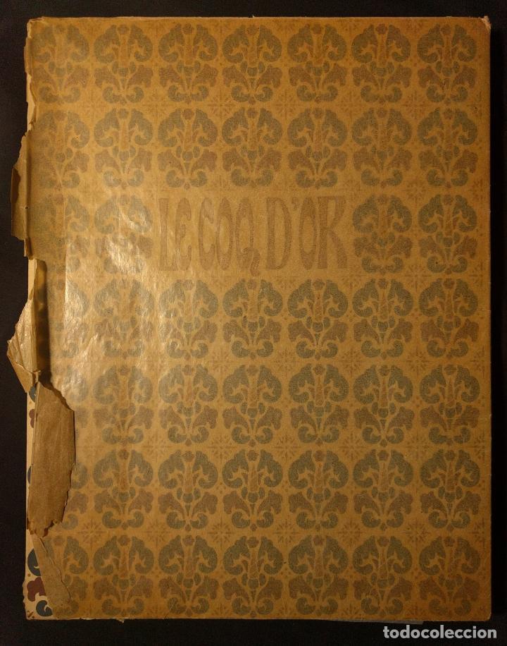 Libros antiguos: Le coq DOr et dautres contes de A. S. Pouchkine. Illustrés par B. Z. Worykine. Paris. LEdition D - Foto 29 - 203296143