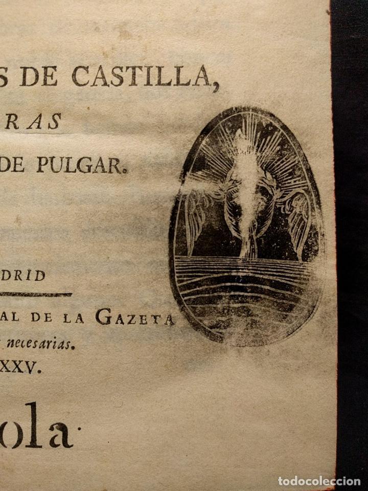 Libros antiguos: Centón epistolario. Gómez de Cibdareal. Claros Varones... Fernando del Pulgar. 1775. - Foto 3 - 203296333