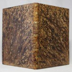 Libros antiguos: HISTORIA DEL EMPERADOR D. AGUSTÍN DE ITÚRBIDE. CARLOS MARÍA BUSTAMANTE. (CUADRO HISTÓRICO.) 1846.. Lote 203296358