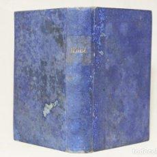Libros antiguos: JEREZ EN LO PASADO Y EN LO PRESENTE. ILDEFONSO YÁÑEZ Y J. MARTÍNEZ ALLIER. 1892. DEDICATORIA AUTOR.. Lote 203296666