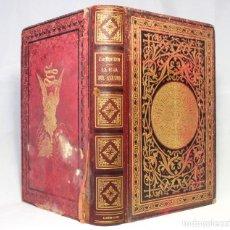 Libros antiguos: LA HIJA DEL ASESINO. GRAN NOVELA DRAMÁTICA POR JAVIER DE MONTEPIN. PARIS. CORREO DE ULTRAMAR. 1885.. Lote 203296752