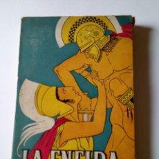 Livres anciens: LA ENEIDA PUBLIO VIRGILIO MARON BIBLIOTECA ARTE Y LETRAS. Lote 203413927