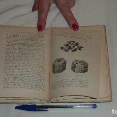 Libros antiguos: MANUAL SOBRE PÓLVORAS Y EXPLOSIVOS, MANUALES GALLACH, C 1925. Lote 203623252