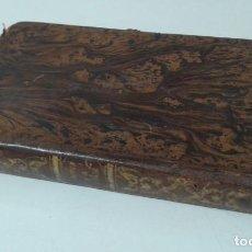 Livres anciens: JUEGOS DE PRENDAS Y PENITENCIAS 1837 PRIMERA EDICION MUY RARO. Lote 203756563