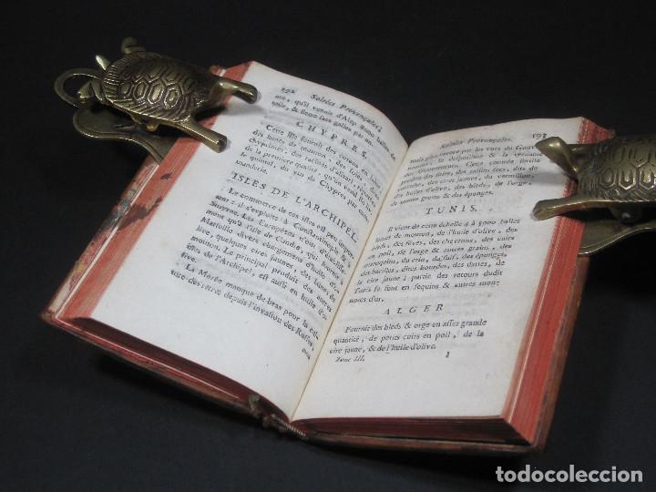 Libros antiguos: Año 1786 Primera Edición de Las tardes provenzales Grabado a doble página Marsella Ninguno en España - Foto 10 - 203796573
