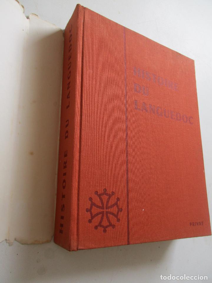 Libros antiguos: HISTOIRE DU LANGUEDOC, PHILIPPE WOLFF, 1967-PRIVAT, ÉDITEUR-EXEMPLAIRE Nº., 905 - Foto 2 - 203810336