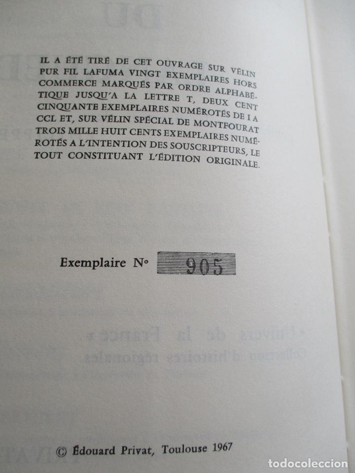 Libros antiguos: HISTOIRE DU LANGUEDOC, PHILIPPE WOLFF, 1967-PRIVAT, ÉDITEUR-EXEMPLAIRE Nº., 905 - Foto 6 - 203810336