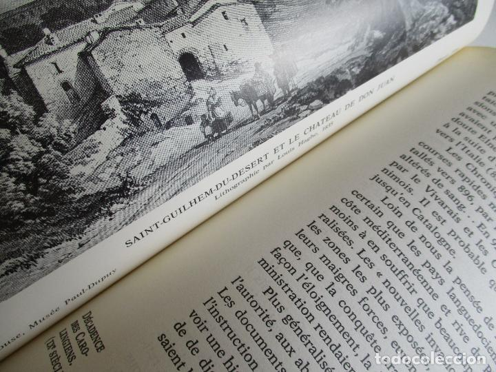 Libros antiguos: HISTOIRE DU LANGUEDOC, PHILIPPE WOLFF, 1967-PRIVAT, ÉDITEUR-EXEMPLAIRE Nº., 905 - Foto 8 - 203810336