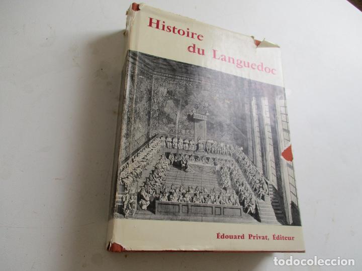 HISTOIRE DU LANGUEDOC, PHILIPPE WOLFF, 1967-PRIVAT, ÉDITEUR-EXEMPLAIRE Nº., 905 (Libros Antiguos, Raros y Curiosos - Historia - Otros)