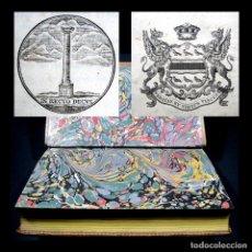 Libros antiguos: AÑO 1780 SOLIMÁN HISTORIA DE LOS ÁRABES Y LOS TURCOS SOLO 1 EJEMPLAR EN ESPAÑA HISTORIA UNIVERSAL. Lote 203814980