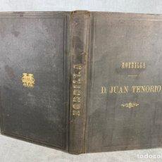 Livres anciens: LIBRO DON JUAN TENORIO - JOSÉ ZORRILLA - DRAMA ROMÁNTICO -. Lote 203843242