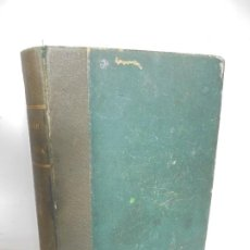 Libros antiguos: APUNTES AUTOBIOGRAFICOS EMILIA PARDO BAZAN. LOS PAZOS DE ULLOA. TOMO I Y II PRIMERA EDICION 1886. Lote 203852325