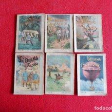 Livres anciens: 6 NOVELAS CORTAS AÑOS 20. Lote 203858535