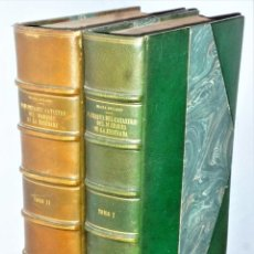 Libros antiguos: NOBLEZA, HIDALGUÍA, PROFESIONES Y OFICIOS EN LA MONTAÑA. 2 TOMOS (TOMOS 1º Y 2º). Lote 203867723